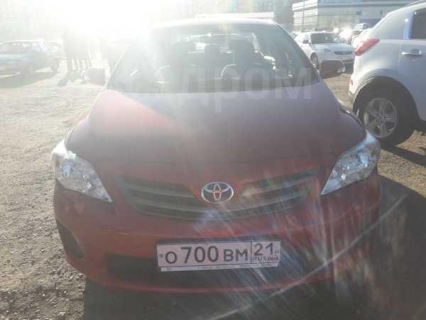 Toyota Corolla, 2011 год, 669 000 руб.