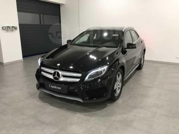 Mercedes-Benz GLA-Class, 2016 год, 1 697 000 руб.