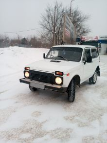 Томск 4x4 2121 Нива 1987
