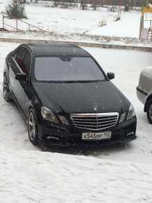 Уфа E-Class 2010