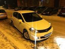Новокузнецк Nissan Tiida 2012