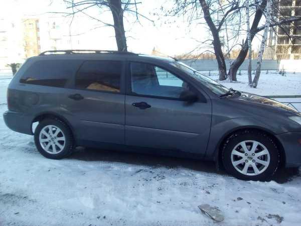Ford Focus, 2001 год, 220 000 руб.