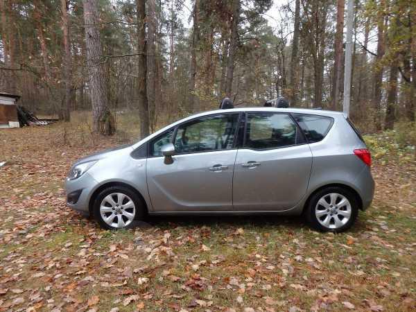Opel Meriva, 2012 год, 500 000 руб.