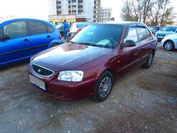 Hyundai Accent, 2011 год, 335 000 руб.