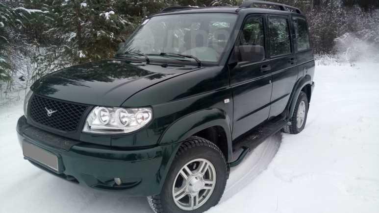 УАЗ Патриот, 2008 год, 350 000 руб.