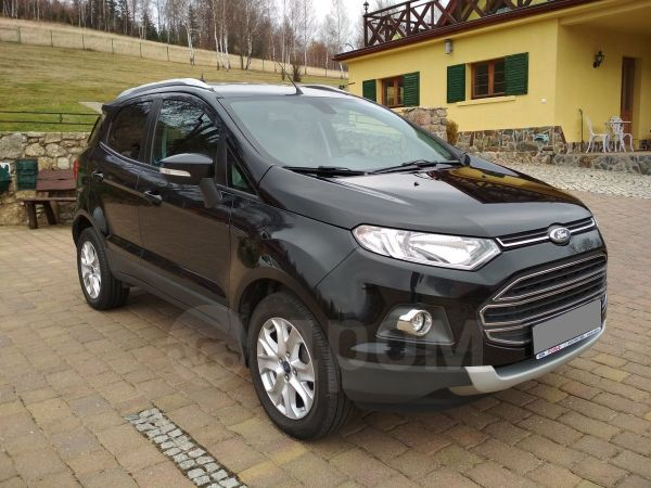 Ford EcoSport, 2014 год, 635 000 руб.