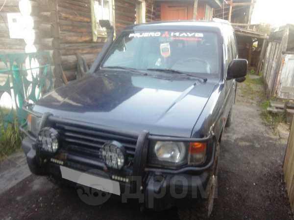 Mitsubishi Pajero, 1995 год, 330 000 руб.