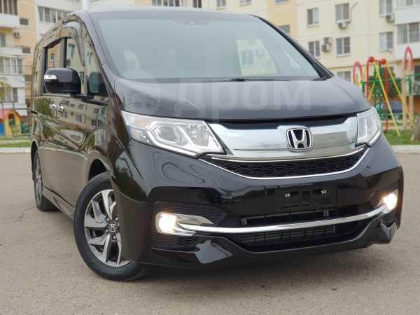 Honda Stepwgn, 2017 год, 1 600 000 руб.