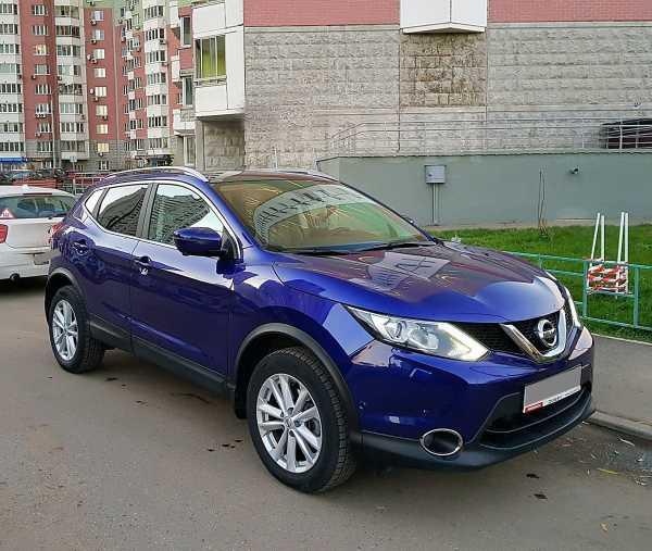 Nissan Qashqai, 2015 год, 1 220 000 руб.