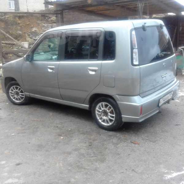 Nissan Cube, 2002 год, 160 000 руб.