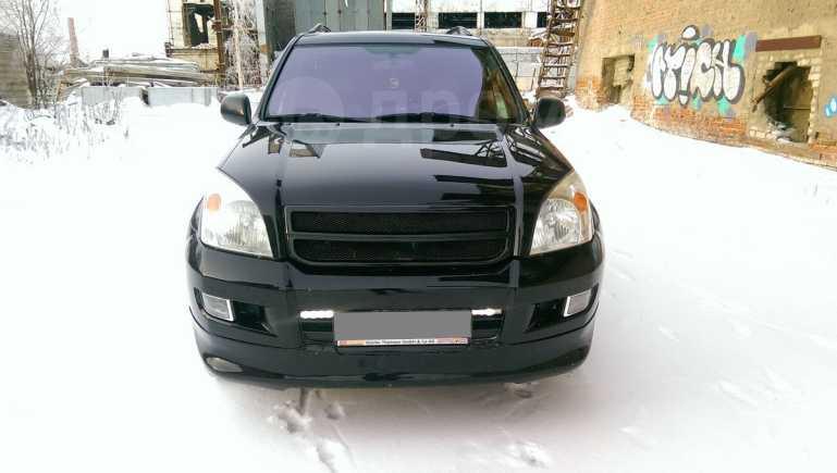 Toyota Land Cruiser Prado, 2008 год, 1 430 000 руб.