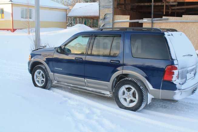 Ford Explorer, 2003 год, 480 000 руб.