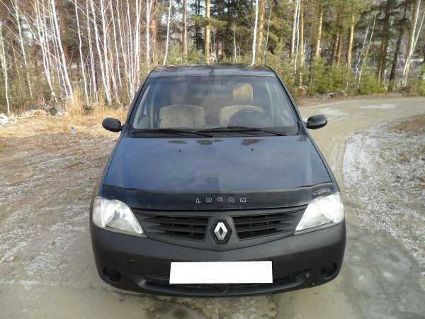 Renault Logan, 2007 год, 167 000 руб.