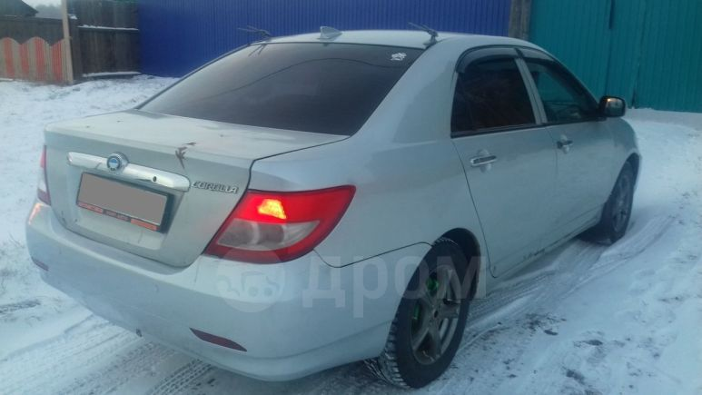 BYD F3, 2008 год, 220 000 руб.