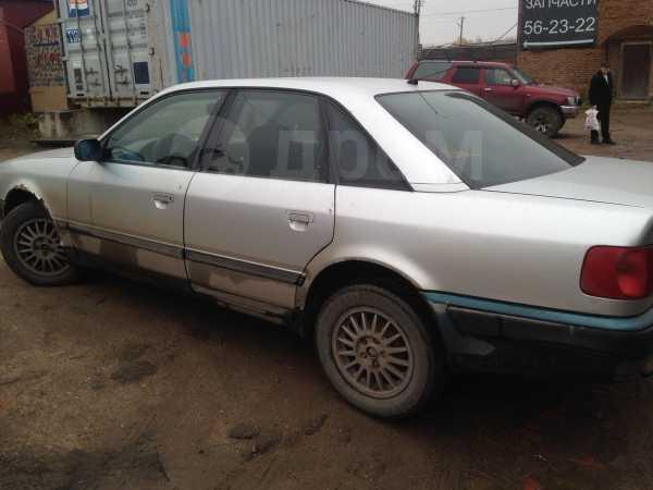 Audi 100, 1991 год, 58 000 руб.