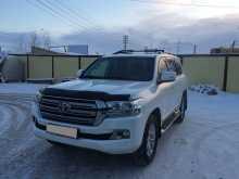 Якутск Land Cruiser 2016