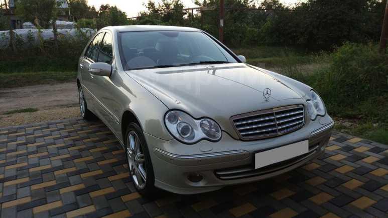 Mercedes-Benz C-Class, 2006 год, 519 000 руб.