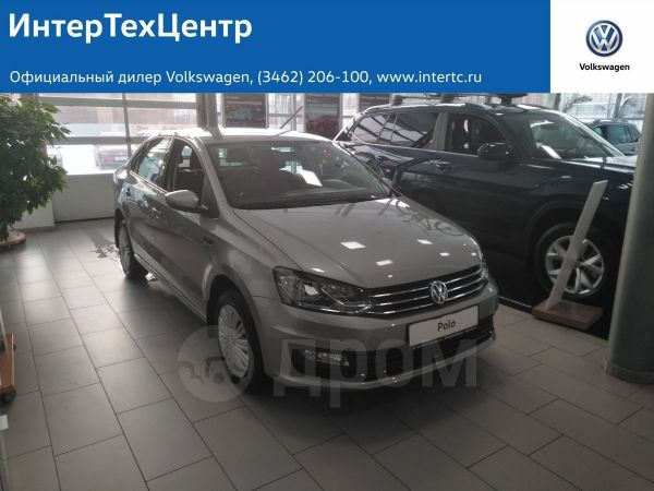Volkswagen Polo, 2018 год, 809 890 руб.
