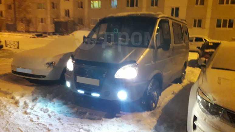 ГАЗ 2217, 2004 год, 210 000 руб.