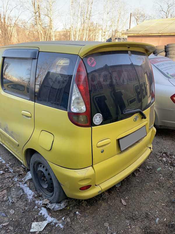 Toyota Funcargo, 2003 год, 190 000 руб.