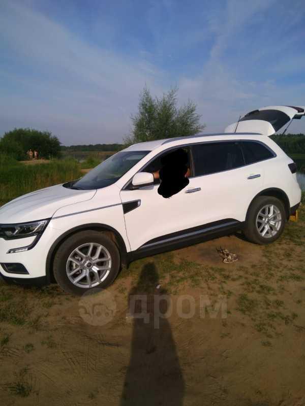 Renault Koleos, 2017 год, 1 590 000 руб.