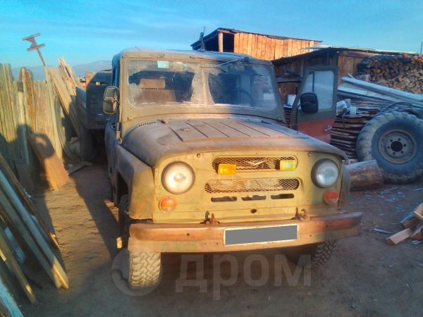 УАЗ 469, 1980 год, 165 000 руб.