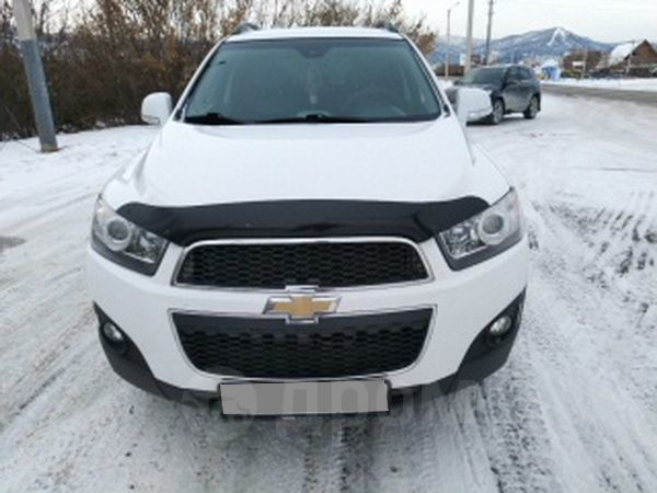 Chevrolet Captiva, 2012 год, 845 000 руб.