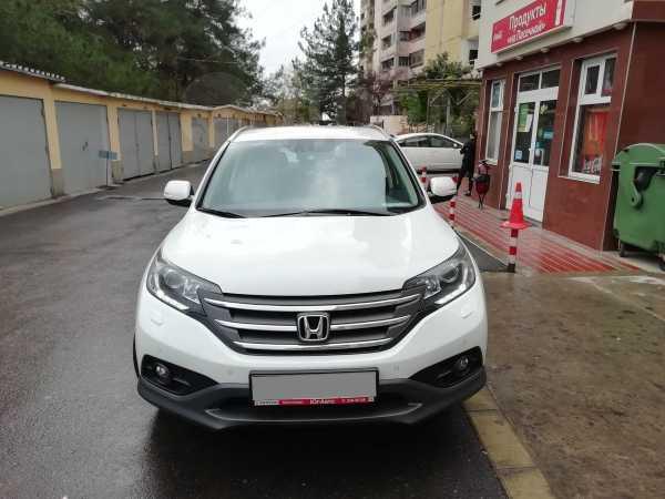 Honda CR-V, 2013 год, 1 329 000 руб.