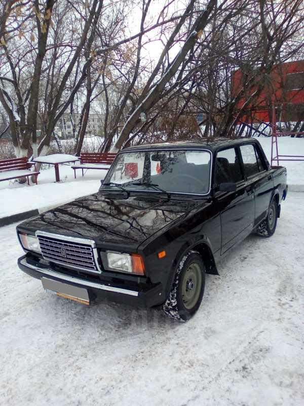 Лада 2107, 2011 год, 156 000 руб.
