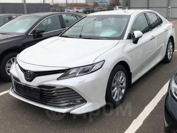Toyota Camry, 2018 год, 1 792 000 руб.