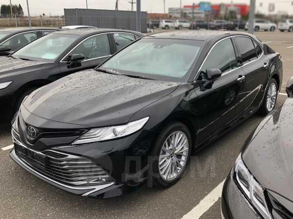 Toyota Camry, 2018 год, 1 949 000 руб.