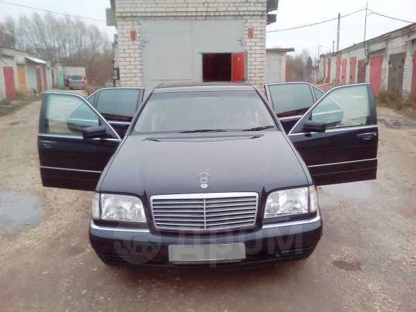 Mercedes-Benz S-Class, 1996 год, 330 000 руб.
