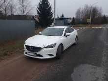Псков Mazda Mazda6 2015