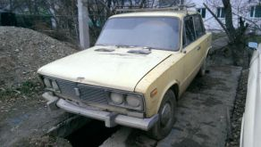 Лесозаводск 2106 1987