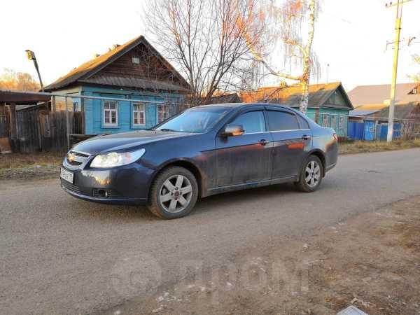 Chevrolet Epica, 2007 год, 280 000 руб.