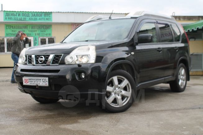 Nissan X-Trail, 2008 год, 695 000 руб.