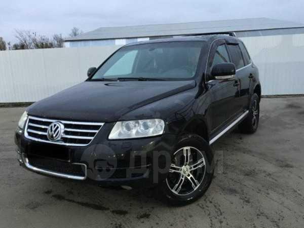Volkswagen Touareg, 2004 год, 615 000 руб.