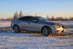 Новый Уренгой Mazda6 2014