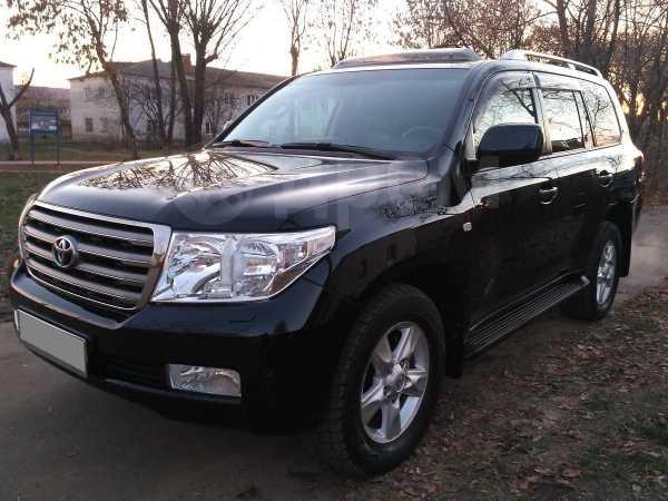 Toyota Land Cruiser, 2010 год, 2 190 000 руб.