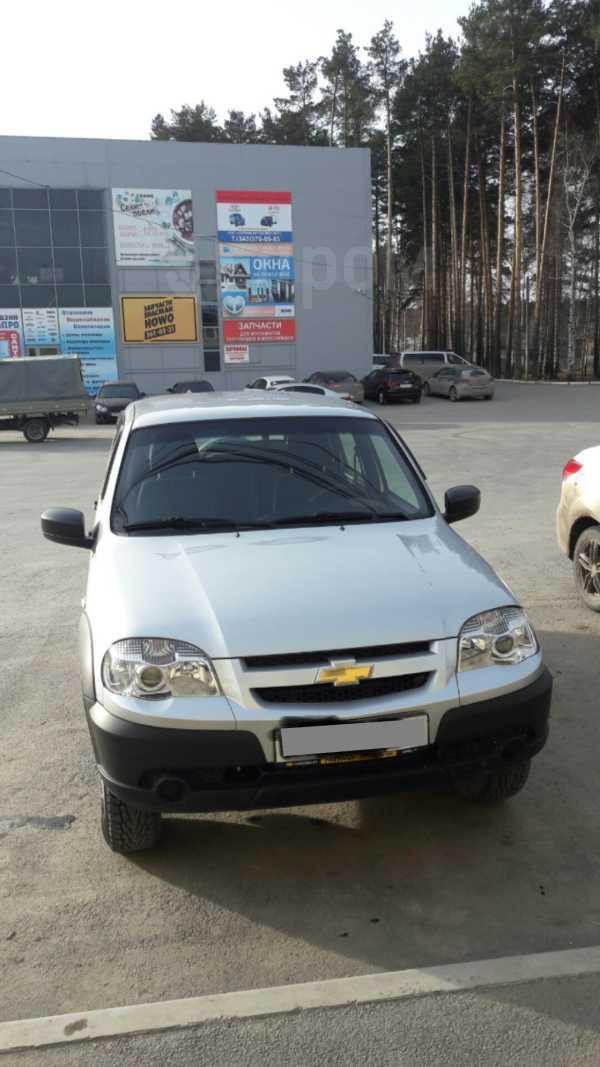 Chevrolet Niva, 2018 год, 550 000 руб.