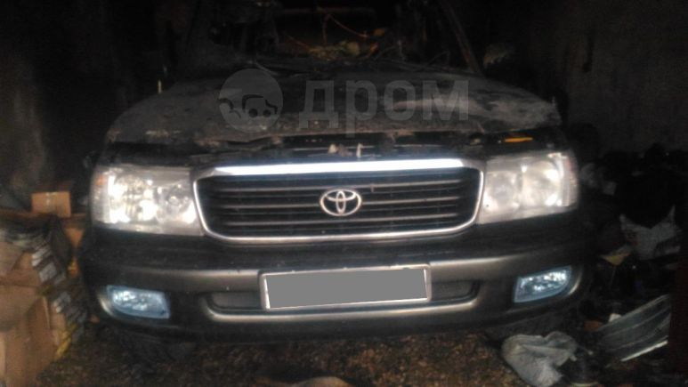 Toyota Land Cruiser, 1998 год, 300 000 руб.