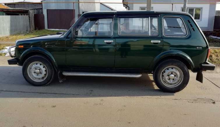 Лада 4x4 2131 Нива, 2004 год, 180 000 руб.