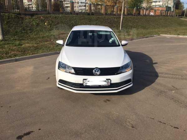 Volkswagen Jetta, 2015 год, 660 000 руб.