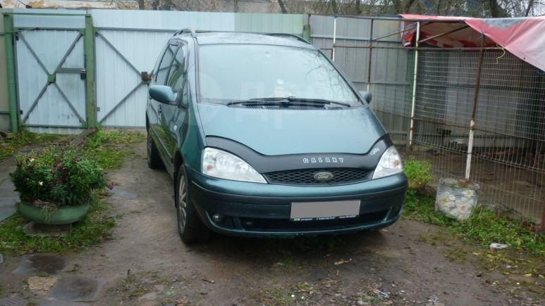 Ford Galaxy, 2002 год, 320 000 руб.
