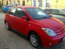 Новороссийск Toyota ist 2003