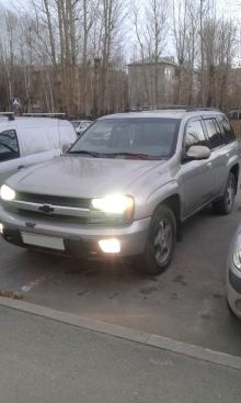 Тюмень TrailBlazer 2003