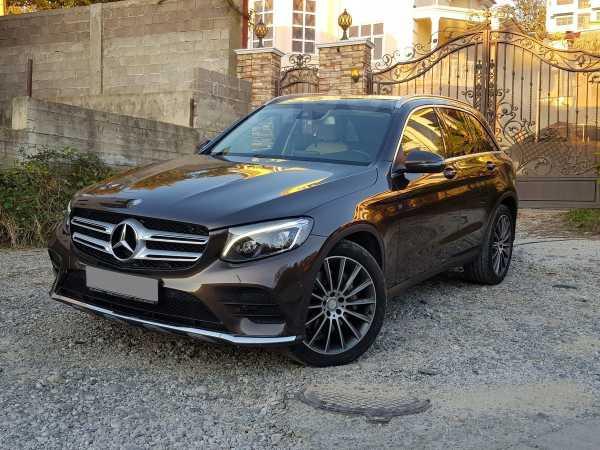 Mercedes-Benz GLC, 2016 год, 2 350 000 руб.