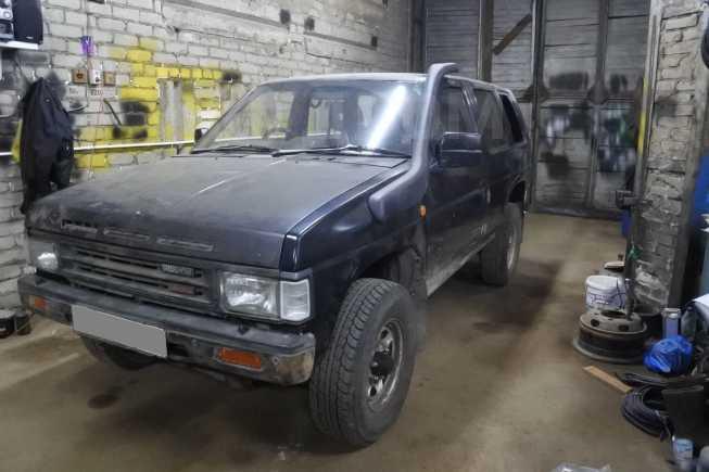 Nissan Terrano, 1992 год, 165 000 руб.