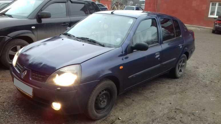 Renault Symbol, 2002 год, 115 000 руб.