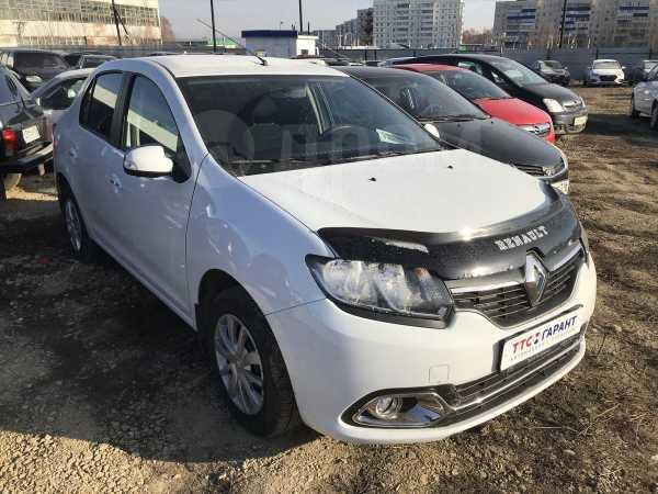 Renault Logan, 2017 год, 506 200 руб.